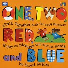 img - for One, Two, Red, and Blue (Talk-Together) book / textbook / text book