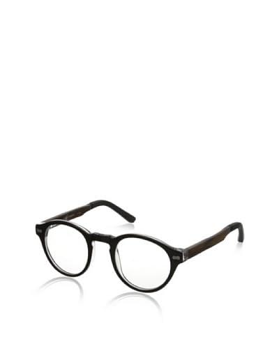 Ivory + Mason Men's Robertson Eyeglasses, Tokyo Tortoise/Olive