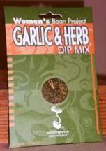 Garlic And Herb Dip from Women's Bean Project