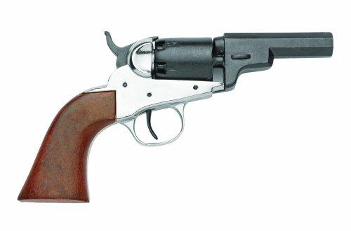 deko-waffe-colt-model-pocket-1849-wells-fargo-schwarz