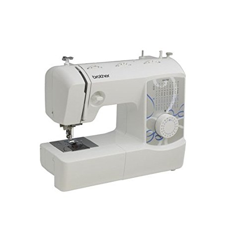 Brother® Xm3700 74-Stitch Function Free Arm Sewing Machine Automatic Needle Threader Built-In Led Light Dial Thread Tension Control
