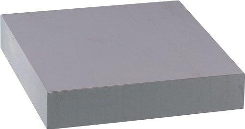 """Jeweler'S Solid Steel Bench Block 4"""" X 4"""" X 3/4"""""""