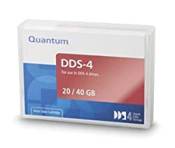 Tape 4mm DDS-4 150m 20/40GB CDM40 CERTANCE BY QUANTUM