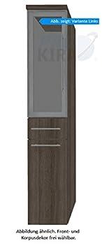 Crescendo Puris (HNA053B7WL / R Tall Cupboard Bathroom Cupboard 30 CM