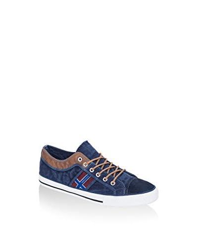 Nebulus Sneaker Utah [Blu Navy]