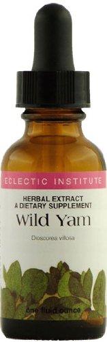 Eclectic Institute, Wild Yam, 2 Fl Oz (60 Ml)