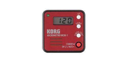 KORG MICROMETRO MCM 1 / DIGITAL METRONOME (RED)