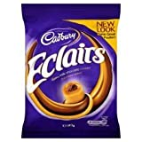 Cadbury Milk Chocolate Eclairs 180G