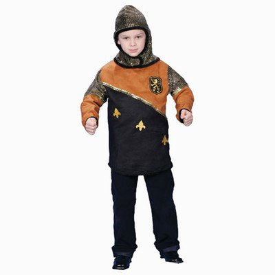 Deluxe Knight Dress Up Costume Set
