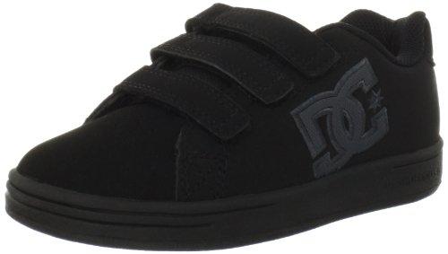 Dc Character V Skate Shoe (Toddler/Little Kid/Big Kid),Black/Black,12.5 M Us Little Kid front-1032459