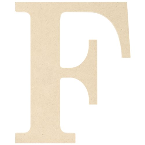 Mpi Mdf Classic Font Wood Letters And Numbers 9 5 Inch