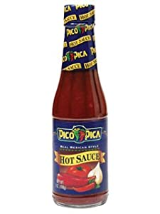 Pico Pica Mexican Hot Sauce 7 Oz - Hot by Pico Pica