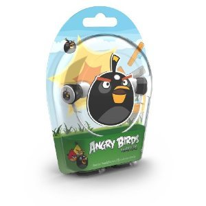 Gear4 HAB004G Angry Bird Earbuds