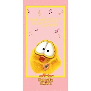 Official Sweety the Chick beach towel (75 x 140cm)