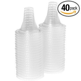 Braun Replacement Lens Filters, 40Ct