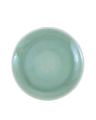 Canvas Home Seagate Salad Plate, Grey/White