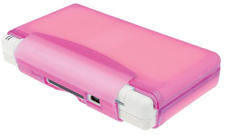 Exspect Pink High Grade Silicone Skin for NDS Lite (Nintendo DS)