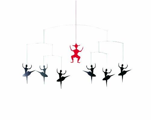 Flensted Mobiles Nursery Mobiles, H.C. Andersen Ballet