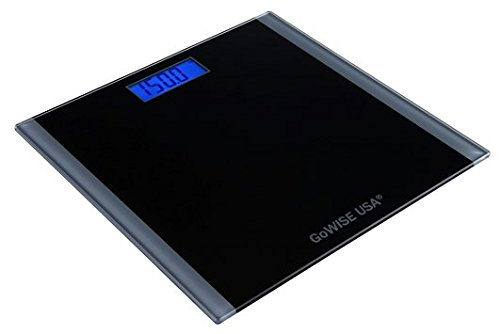 GoWISE USA Electronic Personal Digital Scale