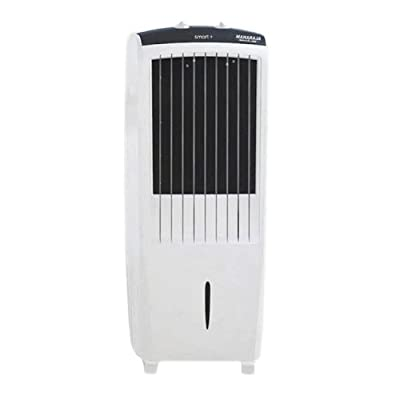 Maharaja Whiteline Smart +  20-Litre Room Cooler (White/Grey)