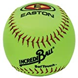 EASTON SOFTOUCH BALL 11 YELLOW by Easton