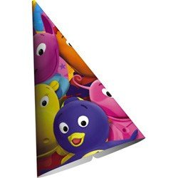 Backyardigans Cone Hats