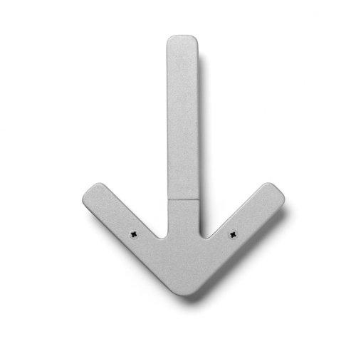 Design House Stockholm Design House Arrow Hanger (grey)