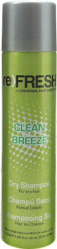 ReFresh Dry Shampoo Clean Breeze