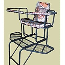 Direct Outdoor Products Marksman Surround Two Man Ladder Stand, 16-Feet