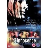 In All Innocence ( En plein coeur ) ( En cas de malheur ) [ NON-USA FORMAT, PAL, Reg.2 Import - United Kingdom ] ~ Grard Lanvin