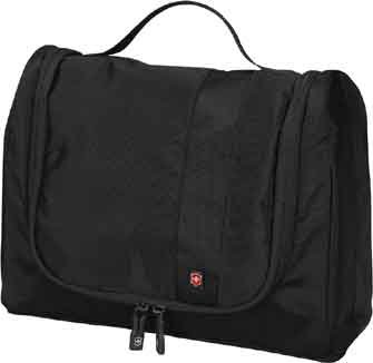 Swiss Army Lifestyles Accessories Collection 2.0 Hanging Cosmetic Case in Black - Buy Swiss Army Lifestyles Accessories Collection 2.0 Hanging Cosmetic Case in Black - Purchase Swiss Army Lifestyles Accessories Collection 2.0 Hanging Cosmetic Case in Black (Swiss Army, Apparel, Departments, Accessories, Women's Accessories)