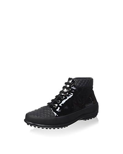 Pakerson Hightop Sneaker schwarz