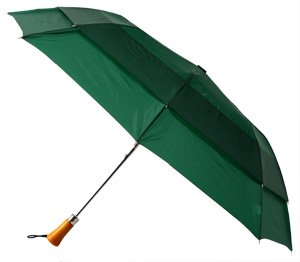 Rainkist, Ace Automatic windproof Umbrella, Hunter Green