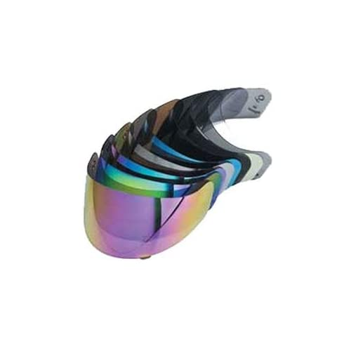 Amazon.com: GMax Shield for GM44 Helmet - Blue Iridium
