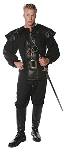 Underwraps Mens Renaissance Medieval Knight Worrior Defender Party Costume