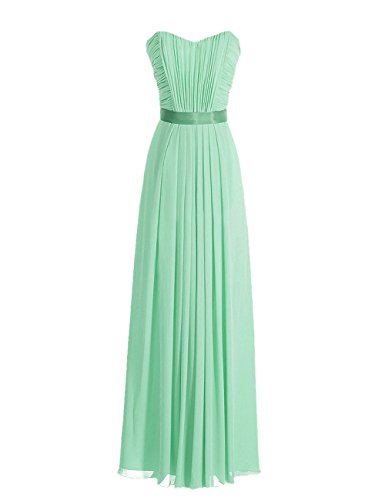 Green Tea Length Dress