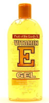 Fruit of Earth Vitamin-E Gel 12 oz.