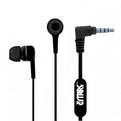 Empire Nokia Lumia 900 / Lumia 710 3.5Mm Stereo Hands-Free Headset Headphones (Black) [Empire Packaging]
