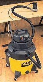 Shop-Vac 9256310 6.0 Hp / 12 Gl. Industrial Super Quiet Wet / Dry Vacuum front-542659