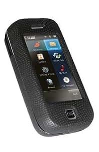 OEM Body Glove Hard Snap On Rubber Coated Cover Case w/ Belt Clip for Verizon Wireless Samsung SCH U940 GLYDE