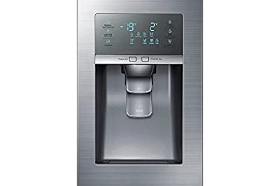 Samsung RH77J90407H/TL Frost-free Side-by-Side Refrigerator (838 Ltrs, Solid Metal)
