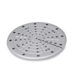 Truka 16 cm Large Stovetop Double Layer Tin Heat Diffuser by Truka