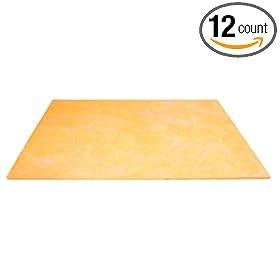 """Amazon.com: 1 Inch Owens Corning 703 - Semi Rigid Fiberglass Board 1"""" X 24"""" X 48"""" 12 Pack ..."""