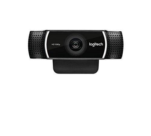 Logitech C922x Pro Stream Webcam 1080P Camera for HD Video Streaming & RecordingAt 60Fps (960-001176)