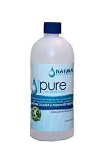 Naturally Pure Enzyme Cleaner And Phosphate Remover 1 Quart Swimming Pool