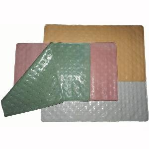 Shamrock Anti Slip Tub Mat - 4 Pcs