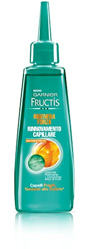 Garnier Fructis Rigenera Forza Lozione Rinnovamento Capillare senza Risciacquo per Capelli Fragili, 84 ml