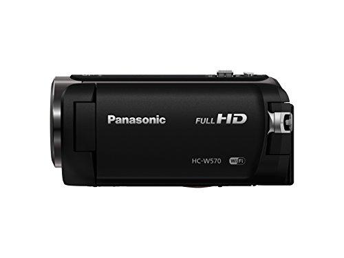 Panasonic - 16gb Hd Flash Memory Camcorder - Black