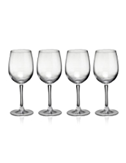4 Andante White Wine Glasses