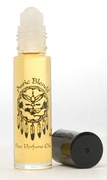 Roll On Rose 1/3 oz Perfume Oil by Auric Blends & BeWild Bracelet